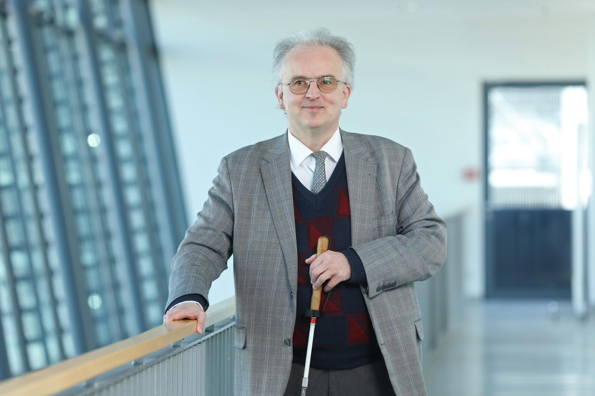 PD Dr. Wolfgang Krebs